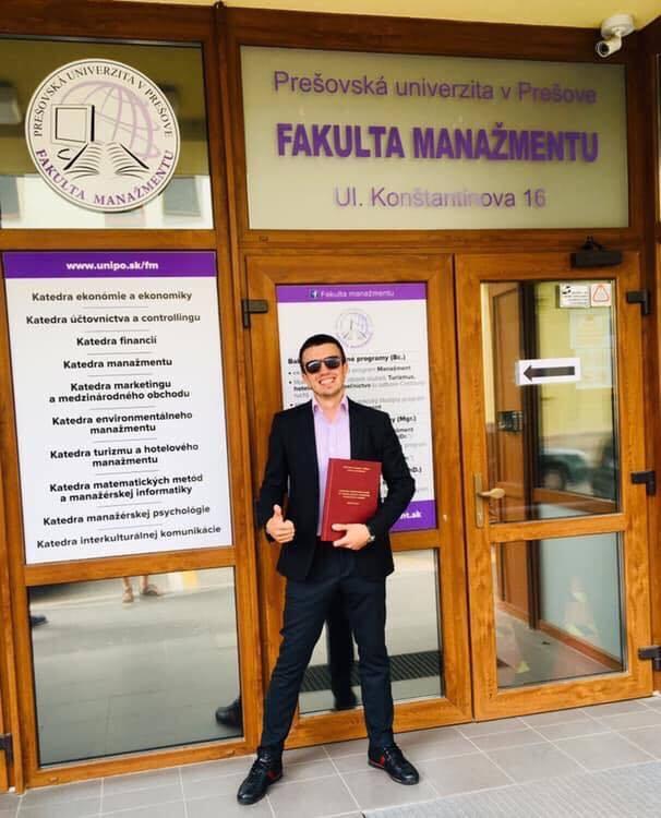 Отримати безкоштовну якісну освіту в Словаччині — можливо!